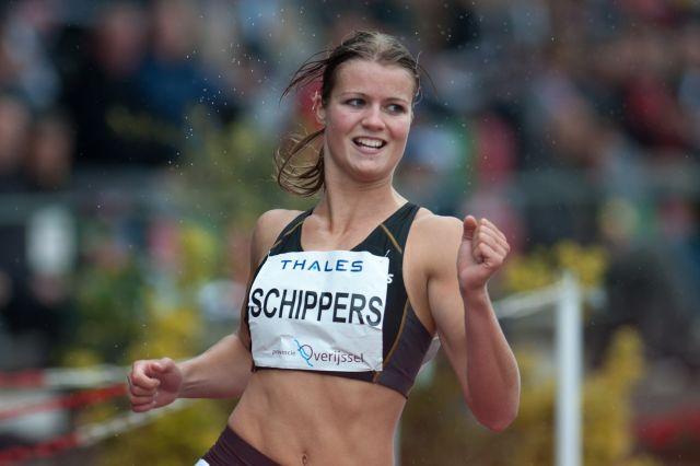 Dafne Schippers (Eric van Leeuwen - GDFL)