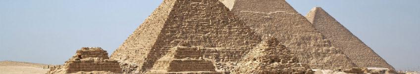 Historiek over de geschiedenis van Egypte