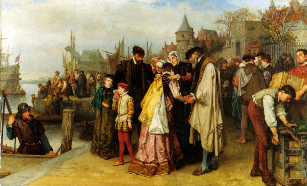 Huguenots: History and Massacre