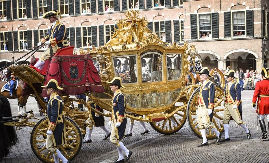 Gouden Koets op Prinsjesdag - cc