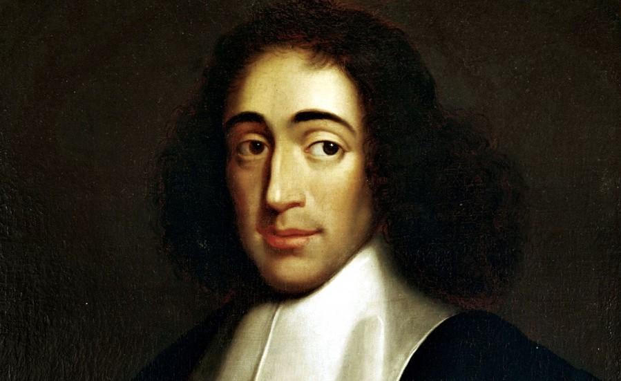 Het Haagse portret van Baruch Spinoza, ca. 1665.