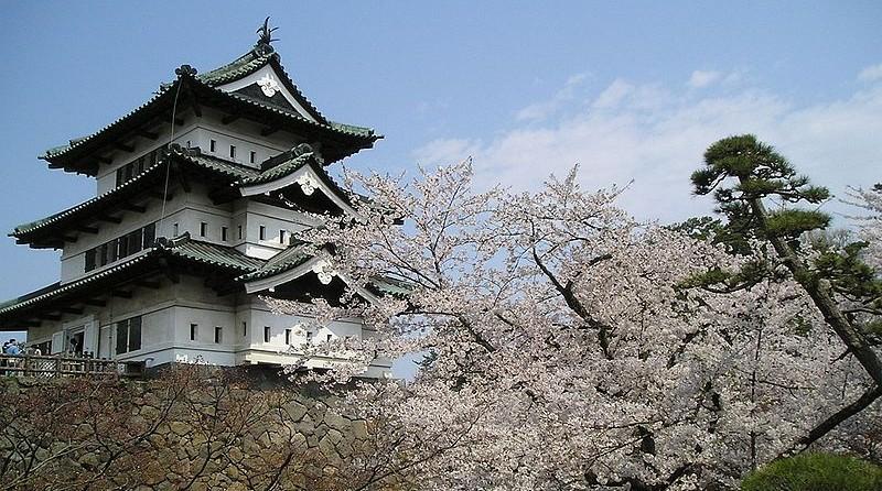 Kasteel van Hirosaki - cc