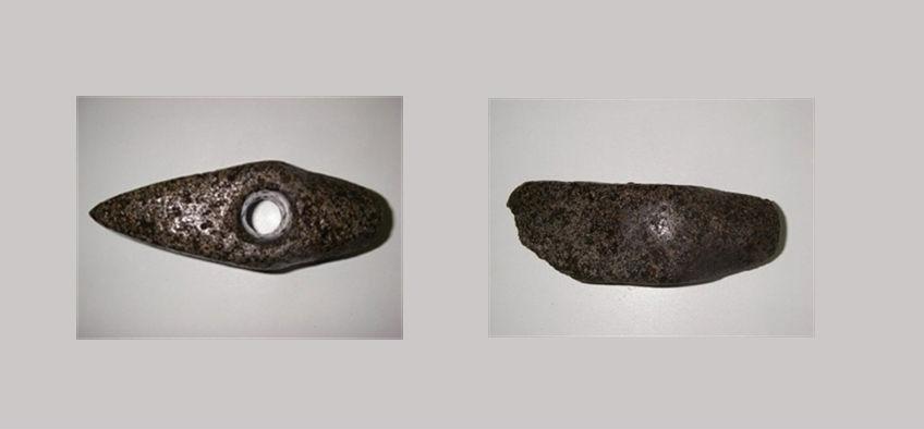 Hamerbijl in beekdal Pesserma gevonden