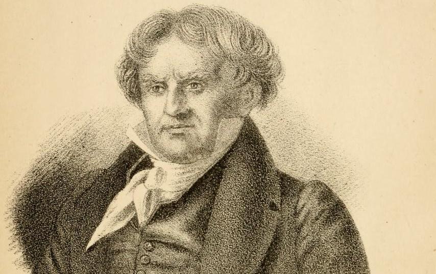 Joseph Wolff in 1837