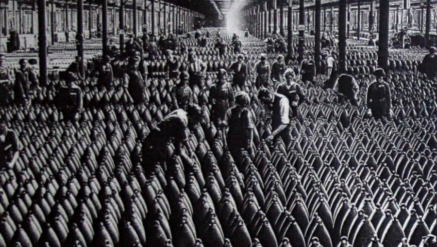 Munitiefabriek - cc