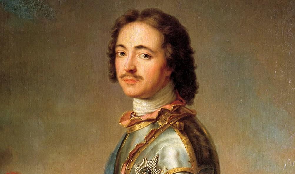 Tsaar Peter de Grote