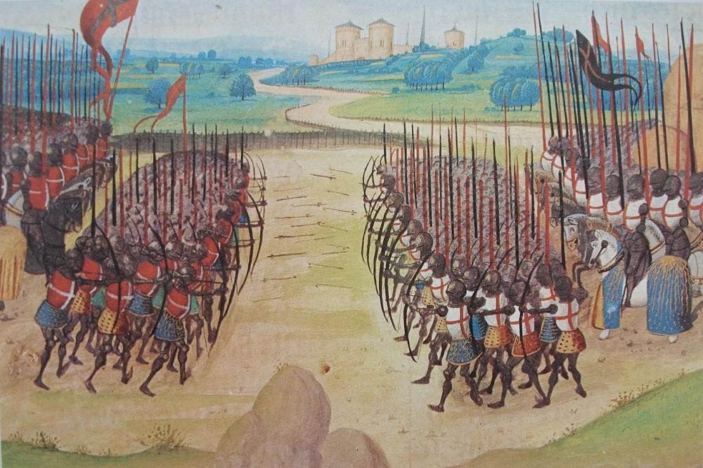Slag bij Azincourt (1415)