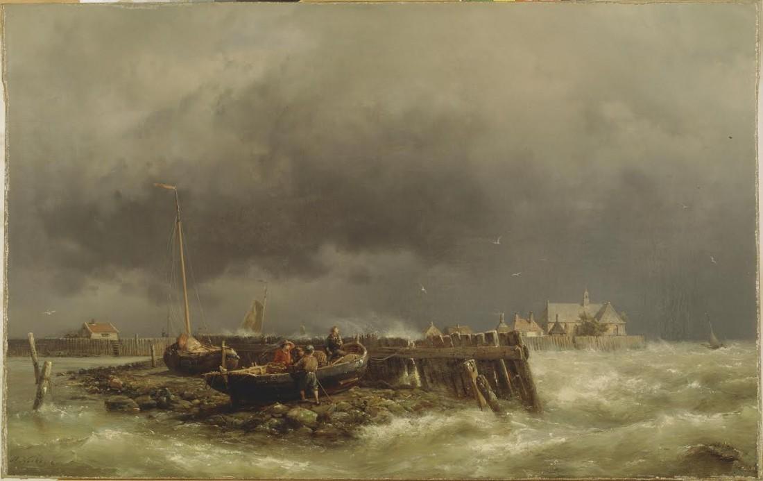 Zuiderzee Hermanus Koekoek