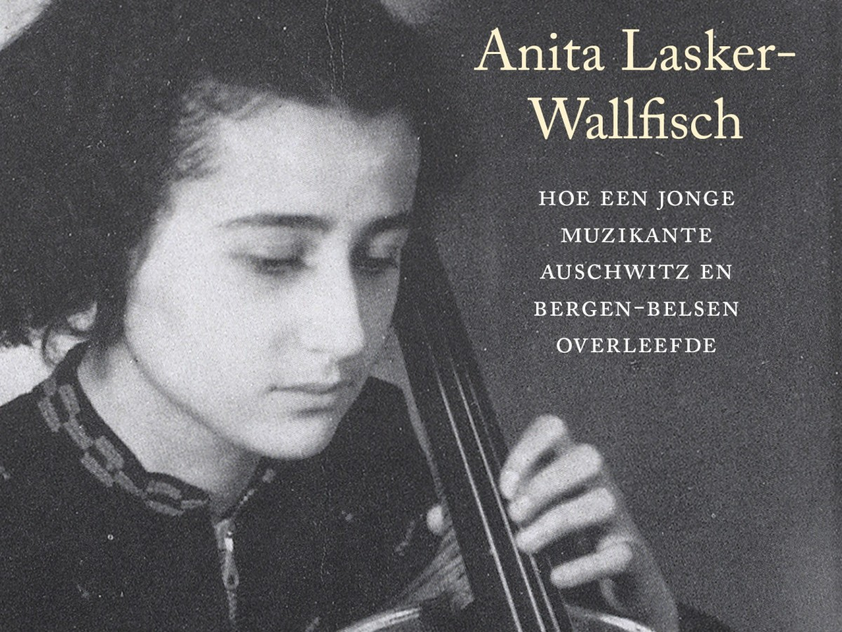 Celliste van Auschwitz, cover
