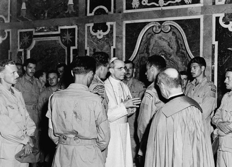 Het Vaticaans complot van Pius XII tegen Hitler