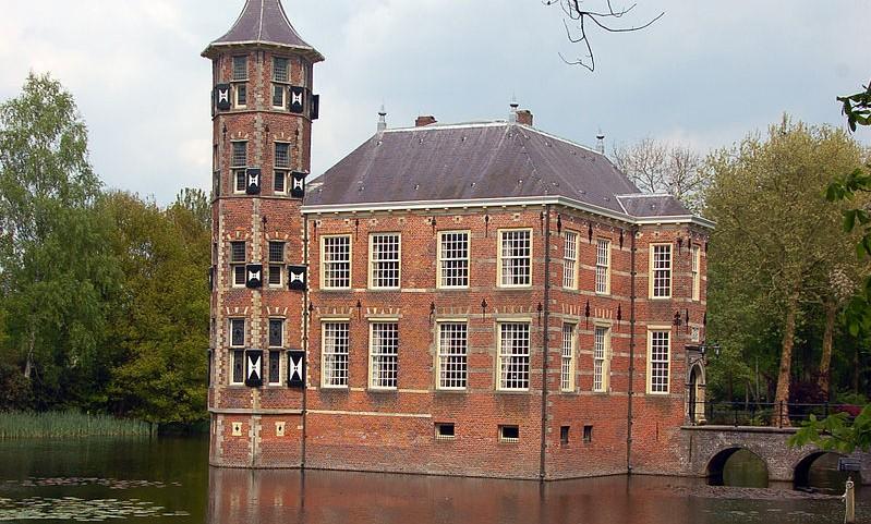Kasteel Bouvigne bij Breda