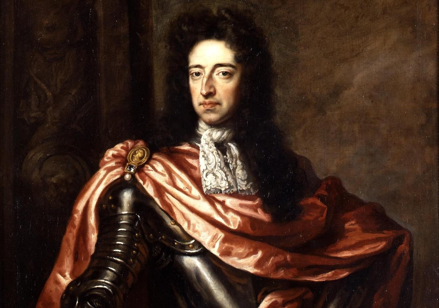 Koning-stadhouder Willem III van Oranje