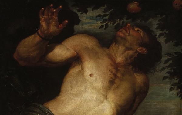 Tantalus - Gioacchino Assereto, ca. 1640s (wiki)