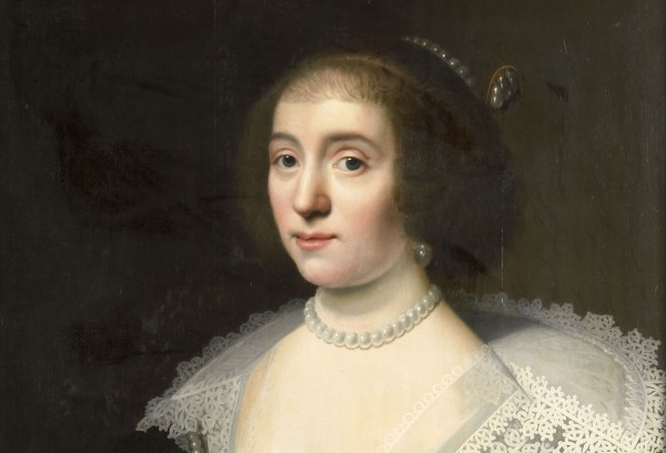 Amalia van Solms (1602-1675) - First Lady van de Republiek