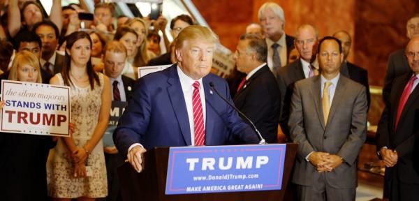 Donald Trump in september 2015 (Michael Vadon - cc)