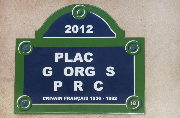 Georges Perec, auteur van een boek zonder letter'e'
