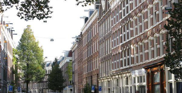 Gerard Doustraat in Amsterdam - cc