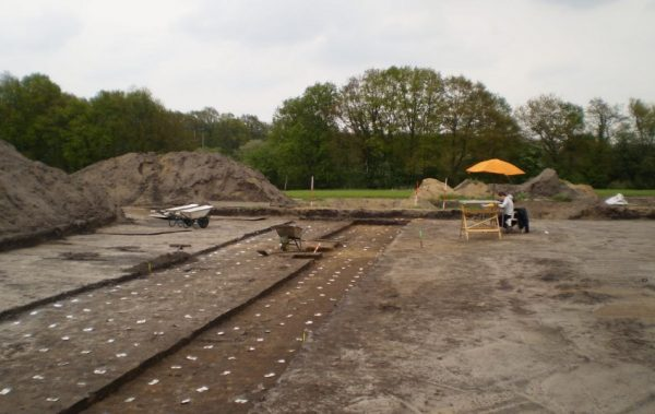 Archeologische opgraving bij Epse, Nederland (wiki)