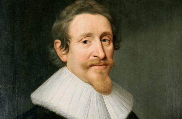 Hugo de Groot (1583-1645) - Rechtsgeleerde en schrijver