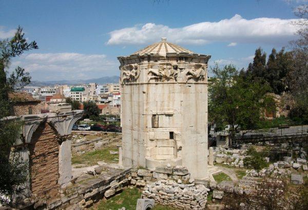 Toren van de Winden in Athene