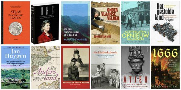 Nieuwe geschiedenisboeken (week 39)