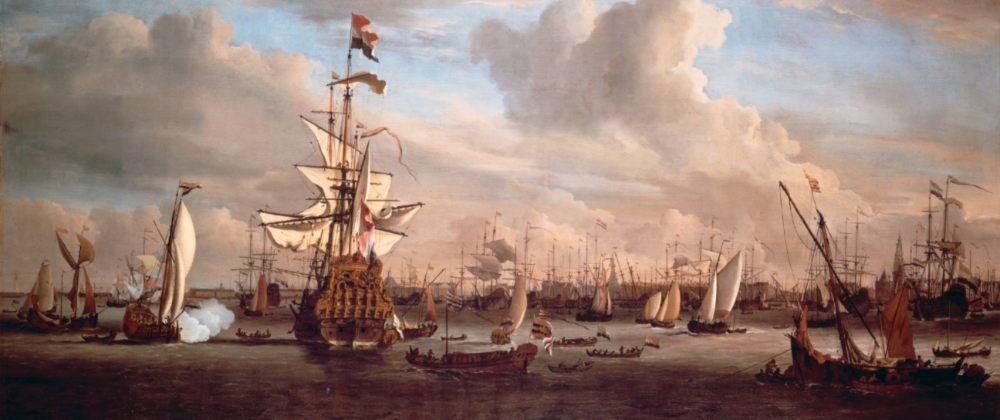 Vaderlandse Geschiedenis – De geschiedenis van Nederland