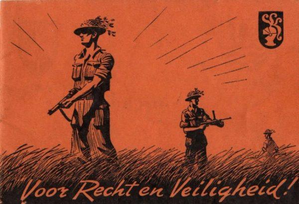 Affiche (Collectie Nederlands Instituut voor Militaire Historie)