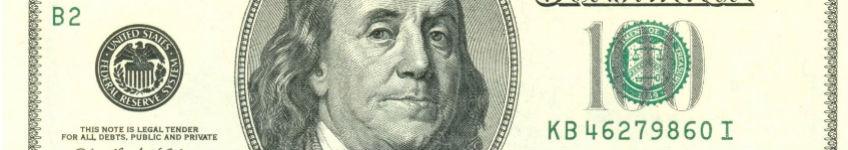 benjamin-franklin-op-een-100-dollarbiljet