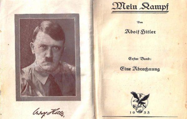 Prometheus wil Mein Kampf in Nederland uitgeven