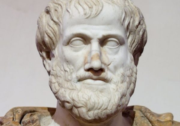 Buste van Aristoteles - cc