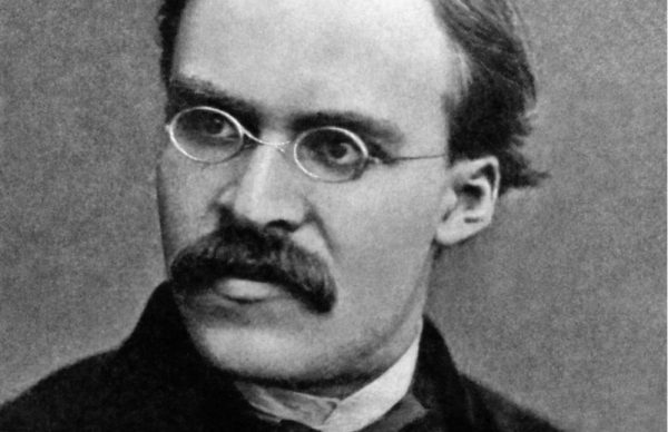Friedrich Nietzsche in 1869.