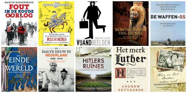 Nieuwe geschiedenisboeken (week 47)