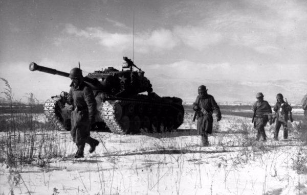 Geschiedenis » Amerikaanse geschiedenis » De George Company tijdens de Koreaanse Oorlog De George Company tijdens de Koreaanse Oorlog
