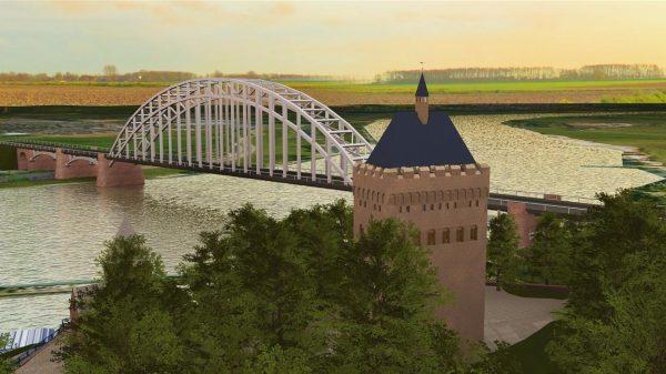 Impressie van de donjon (Stichting Donjon Nijmegen)
