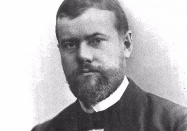 Max Weber (1864-1920) - Grondlegger van de moderne sociologie