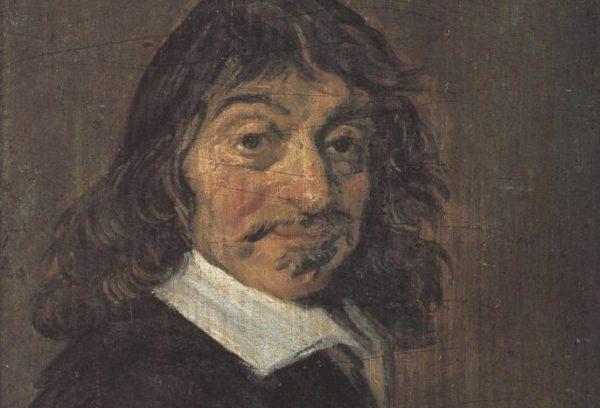 René Descartes geschilderd door Frans Hals