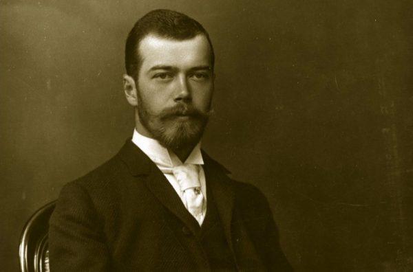 Tsaar Nicolaas II in 1893 (wiki)