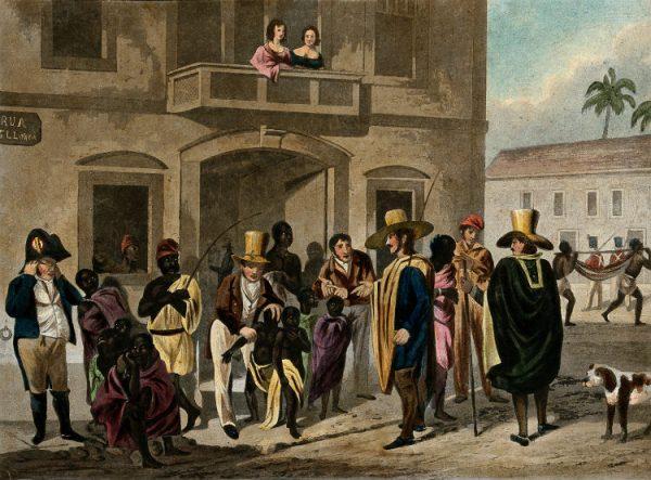 Begin van de Amerikaanse rassenhaat: Jamestown, 1619