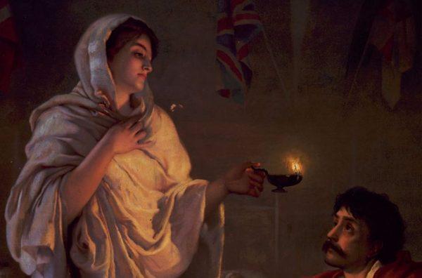 Florence Nightingale (1820-1910) - De vrouw met de lamp
