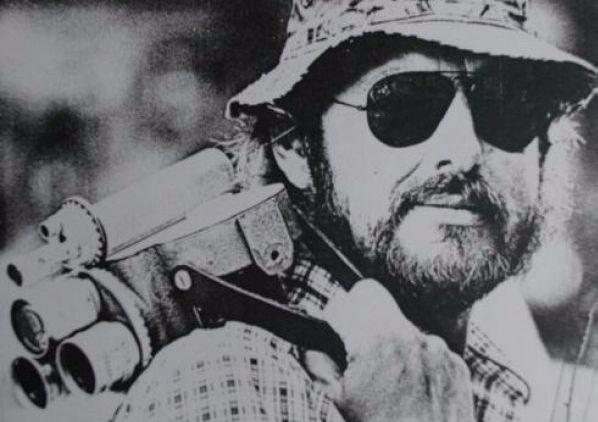 Ed van Kan: cameraman tijdens de Koude Oorlog (detail boekcover)