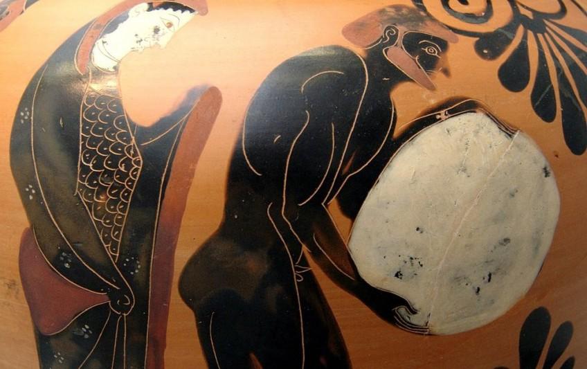 Sisyphus en zijn Sisyphus-arbeid