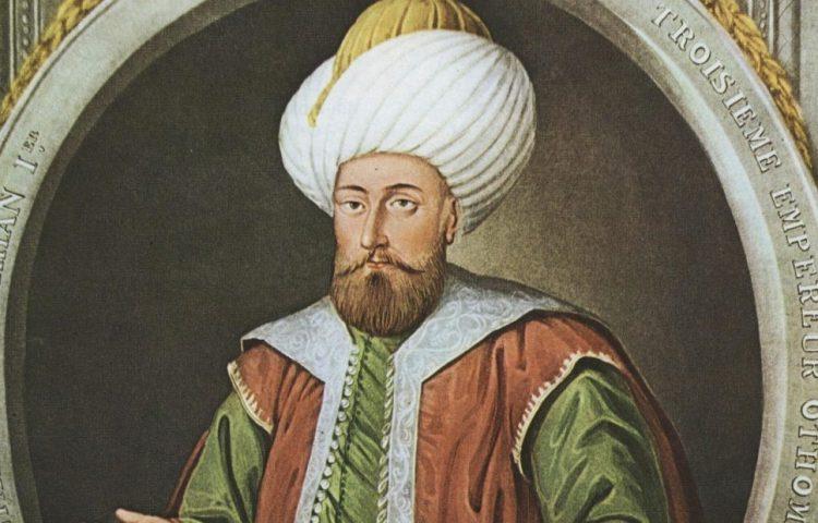 Murat I (1326-1389) - Ottomaanse sultan (Publiek Domein - wiki)