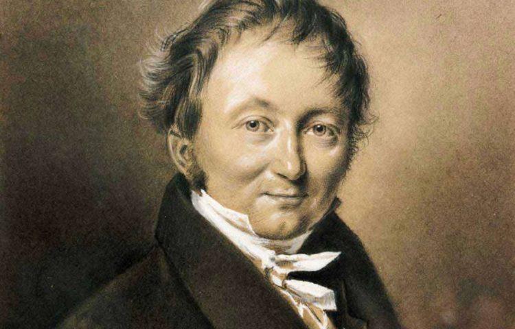 Karl Drais, uitvinder van de fiets