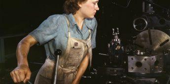 Rosie the Riveter – Vrouwen in de Tweede Wereldoorlog