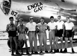 Bemanning van de Enola Gay