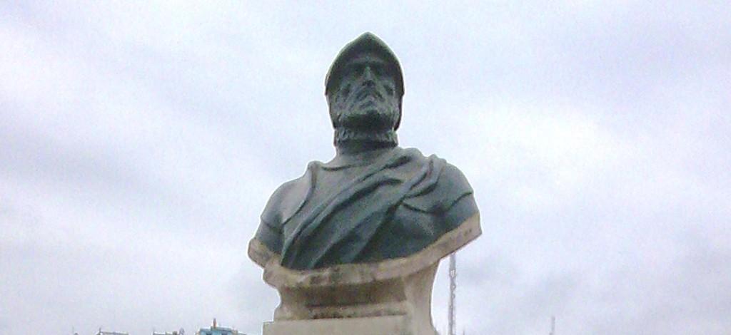 Buste Francisco de Orellana
