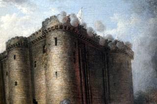 De Bastille in 1789