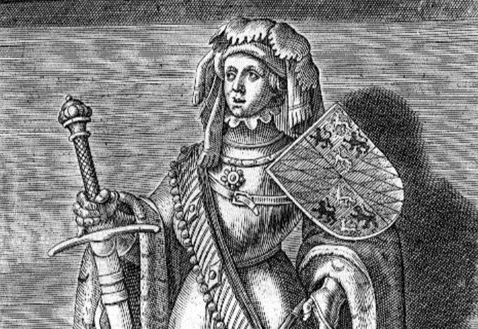 Graaf Albrecht van Beieren