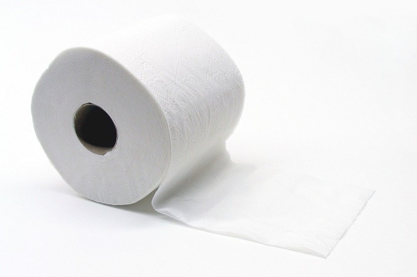 Rol wc-papier of toiletpapier