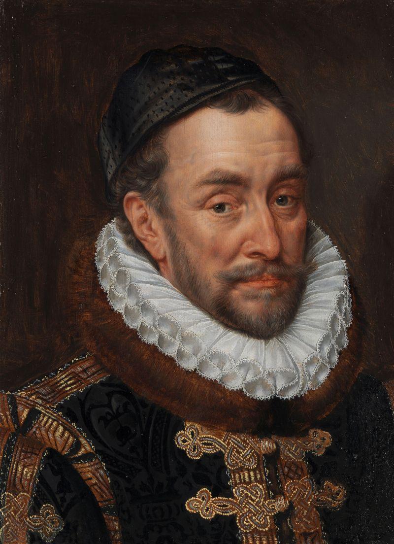 Willem van Oranje - Adriaen Thomasz Key, 1580